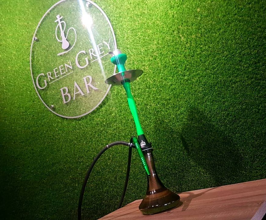 бар-кальянная Green Grey Bar Харьков
